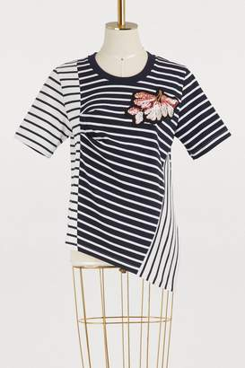 Peter Pilotto Embroidered t-shirt