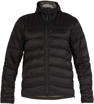 Canada Goose Brookvale quilted down hooded jacket