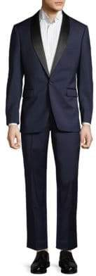 Saks Fifth Avenue Extra Slim Fit Wool Tuxedo