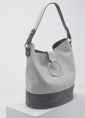 Mint Velvet Lucy Stone Ring Shoulder Bag