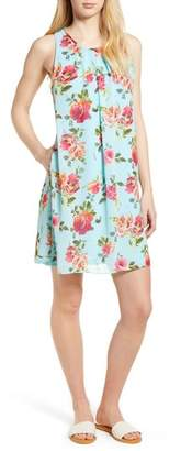KUT from the Kloth Sela Shift Floral Dress