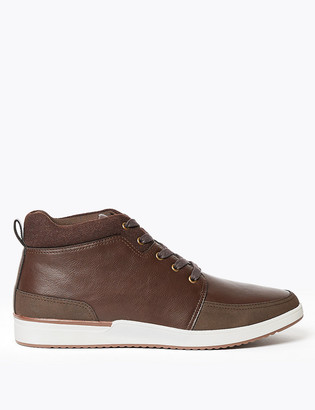 Marks and Spencer Cupped Sole Casual Boots