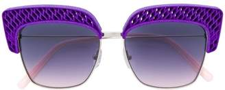Cat Eye Oxydo cat-eye tinted sunglasses