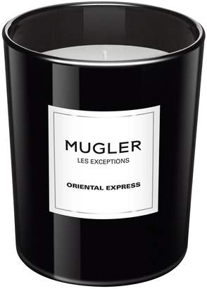 Thierry Mugler Les Exceptions Oriental Express Candle
