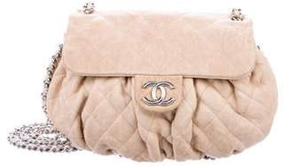 Chanel Large Chain Around Messenger Bag