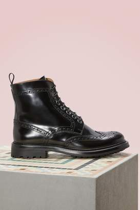 Church's Angelina leather boots