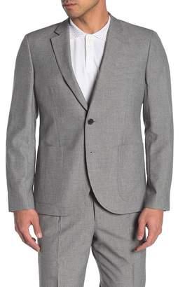 14th & Union Melange Suit Jacket