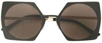 Marni Eyewear square frame sunglasses