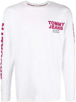 Tommy Jeans long sleeve sweater