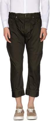 Les Hommes 3/4-length shorts - Item 36777205QO