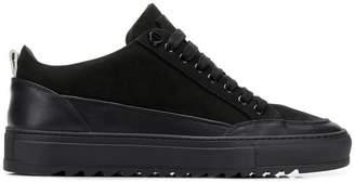 Mason Garments panelled sneakers