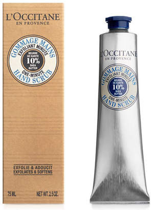 L'Occitane Shea Butter One-Minute Hand Scrub