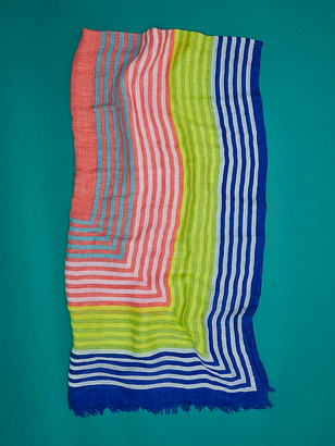 Riverin Scarf $178 thestylecure.com