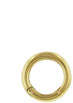 Foundrae Chubby Annex Link - Yellow Gold