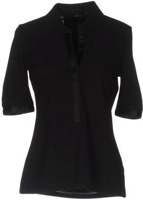 BOSS BLACK Polo shirts $130 thestylecure.com