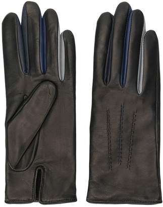 Agnelle cut out detailed gloves