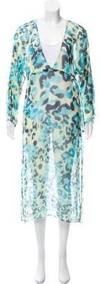 Diane von Furstenberg Silk Melli Dress