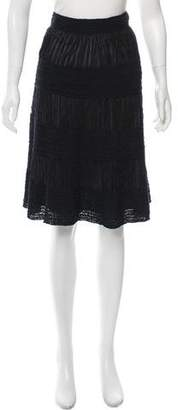Marc by Marc Jacobs Crocheted Knee-Length Skirt w/ Tags