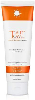TanTowel On The Glow Self-Tanning Daily Body Moisturizer