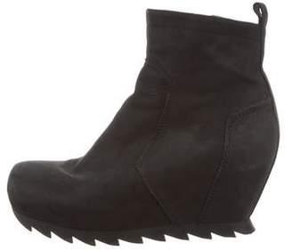 Camilla Skovgaard Wedge Ankle Boots