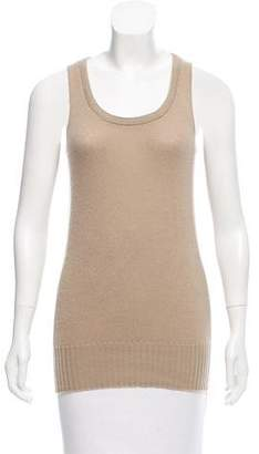 Loro Piana Sleeveless Cashmere Top