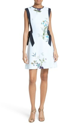 Women's Ted Baker London Sipnela A-Line Dress $315 thestylecure.com