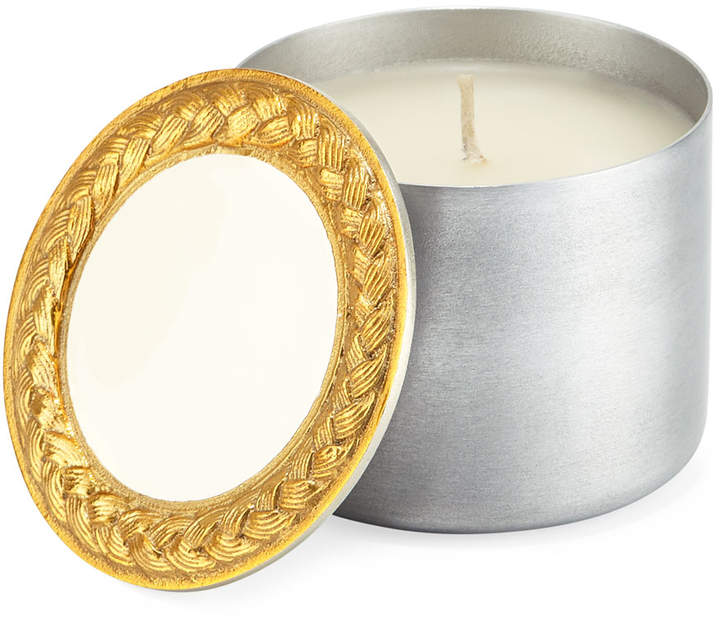 Marigold Artisans Braid Single-Wick Unscented Candle
