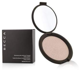 Becca NEW Shimmering Skin Perfector Pressed Powder (# Rose Quartz) 7g/0.25oz