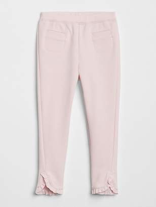 Gap Ruffle Ponte Pants