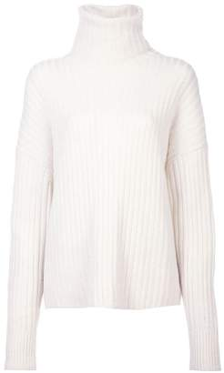 afee2a9a44a Chunky Ribbed Turtleneck Sweater - ShopStyle