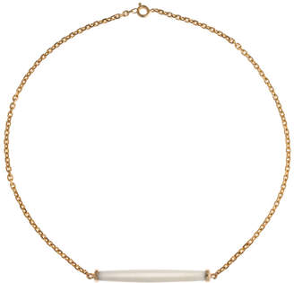 Dakota Hissia Bone Necklace