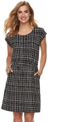 Apt. 9 Women's Cinched T-Shirt Dress