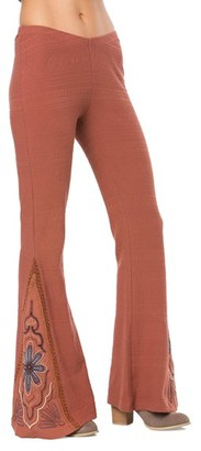 Women's O'Neill Lighthouse Knit Flare Pants $54 thestylecure.com