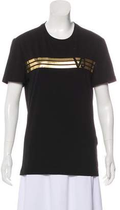 Versace Casual Short Sleeve Top w/ Tags