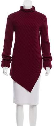 Celine Wool & Cashmere Asymmetrical Sweater w/ Tags