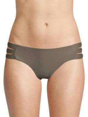 Mikoh Velzyland Triple Loop Bikini Bottom