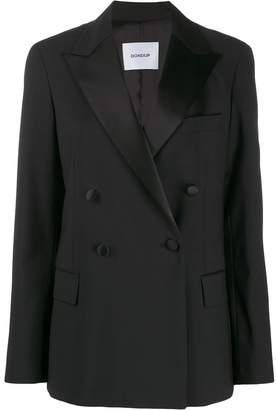 Dondup relaxed fit tuxedo jacket