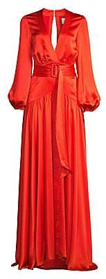 Alexis Women's Modesta Silk Maxi Dress