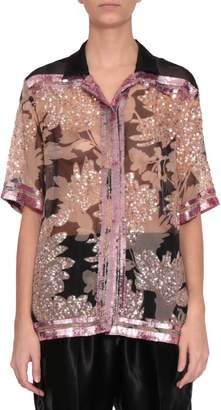 Dries Van Noten Cobis Embroidered Shirt