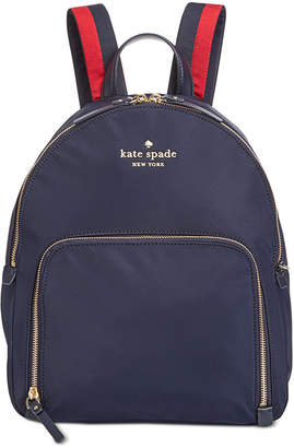 Kate Spade Hartley Varsity Stripe Backpack