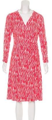 Pendleton Printed Midi Dress