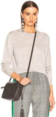 Acne Studios Norma Sheer Sweater
