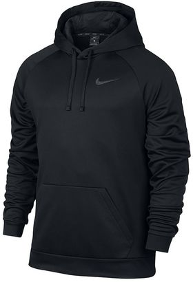 Big & Tall Nike Therma Training Hoodie $50 thestylecure.com