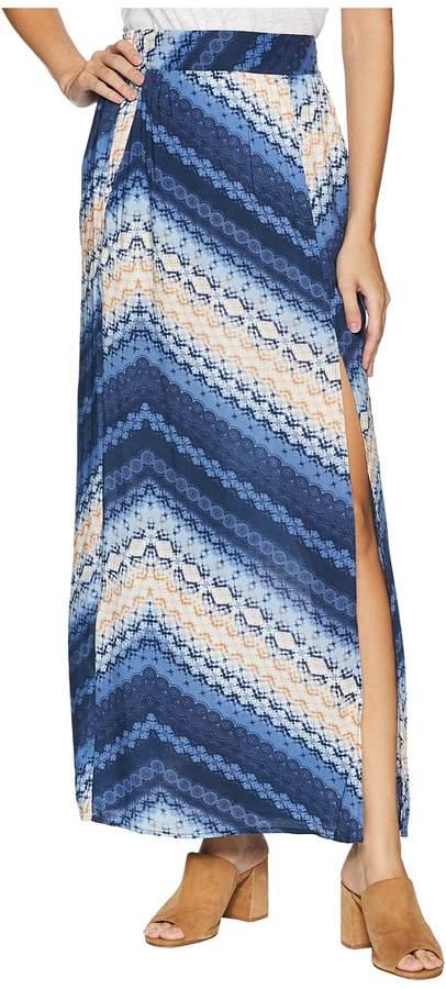 BCBGeneration Front Slit Maxi Skirt Women's Skirt
