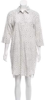 Roberta Roller Rabbit Printed Knee-Length Dress