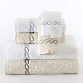 """Matouk Classic Chain"""" Hand Towel"""
