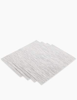 Marks and Spencer Set of 4 Metallic Placemats