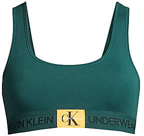 Calvin Klein Women's Monogram Unlined Bralette