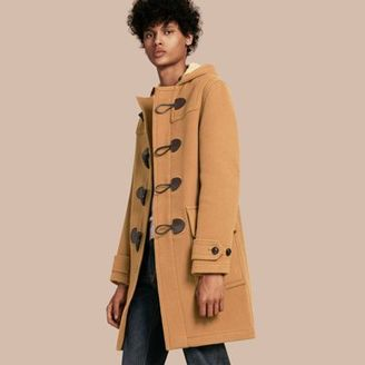 Burberry Wool-blend Duffle Coat $1,395 thestylecure.com