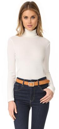 Splendid Turtleneck Sweater $98 thestylecure.com